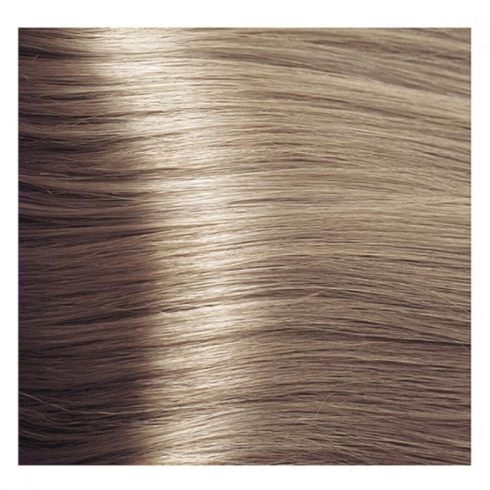 Купить KAPOUS NA 9.31 краска для волос, очень светлый бежевый блонд / Magic Keratin 100 мл