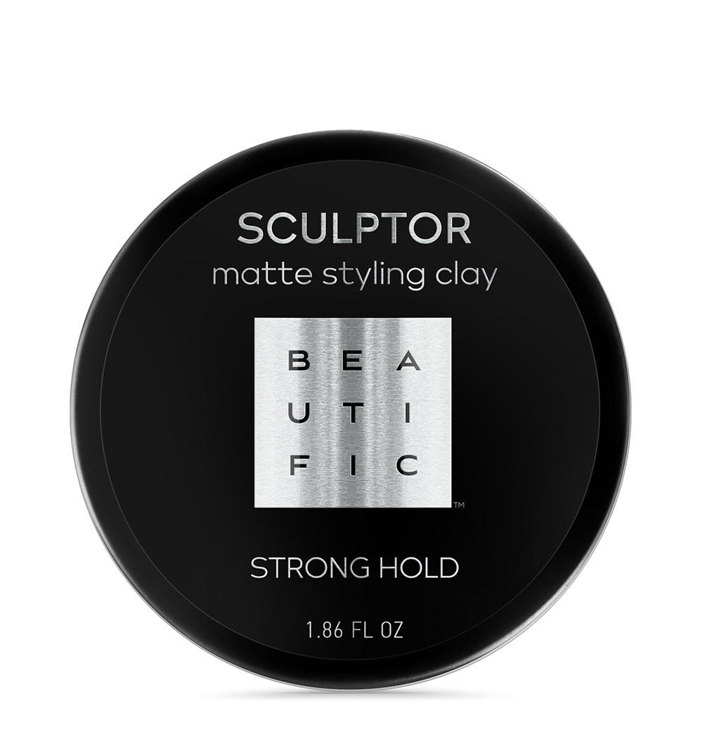 BEAUTIFIC Глина для укладки волос / SCULPTOR 55 мл фото