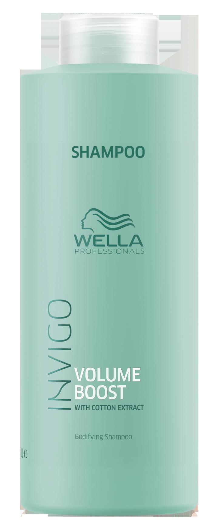 WELLA PROFESSIONALS Шампунь для придания объема / Volume Boost 1000 мл.
