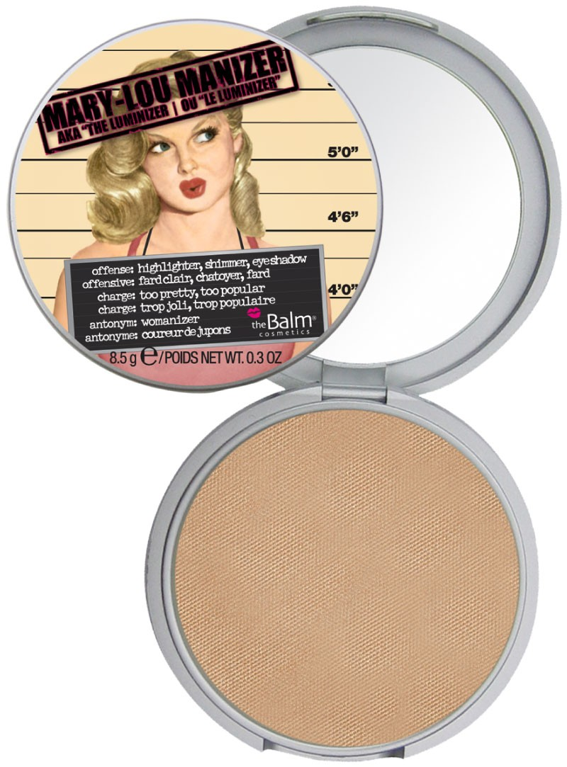THE BALM ��������� / Mary Lou Manizer