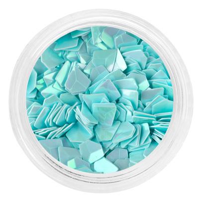 Декор оригами-алмазы, в баночке 11