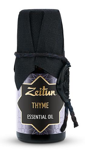 ZEITUN Масло эфирное Тимьян 10 мл