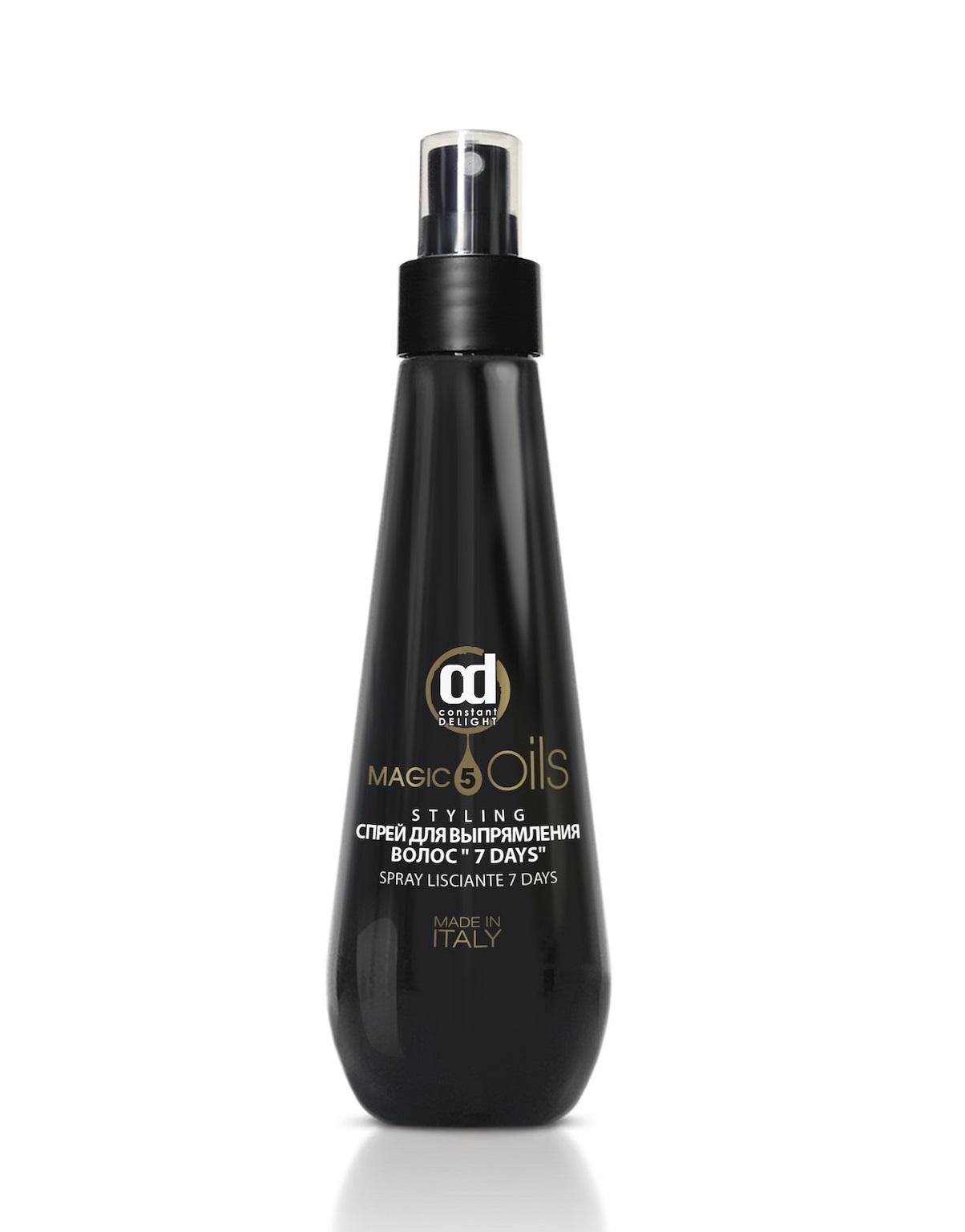 Купить CONSTANT DELIGHT Спрей для выпрямления волос / 7 DAYS 200 мл