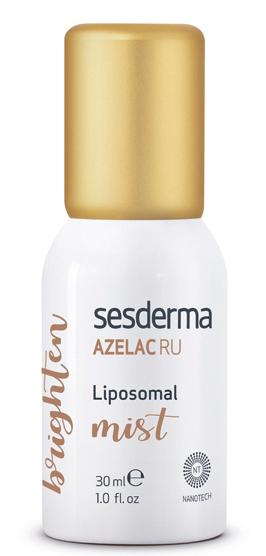 SESDERMA Спрей-мист депигментирующий для лица / AZELAC RU Liposomal Mist 30 мл