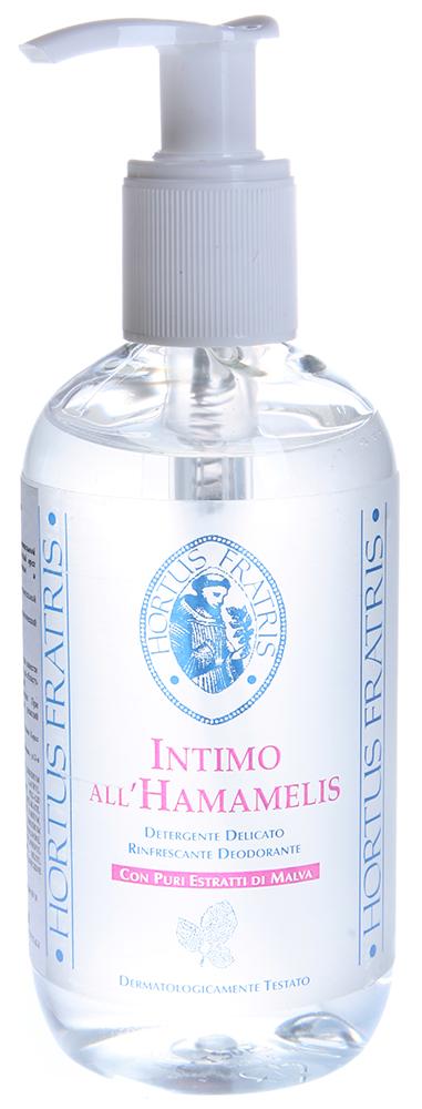HORTUS FRATRIS Средство интимное очищающее / INTIMO all'HAMAMELIS 250мл