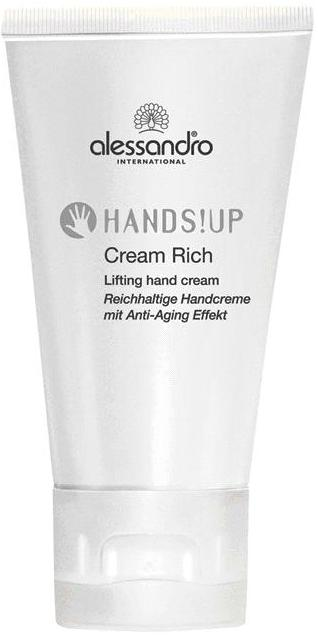 ALESSANDRO ����-������� ��� ��� / Cream Rich - Handlotion HANDS!UP 100��