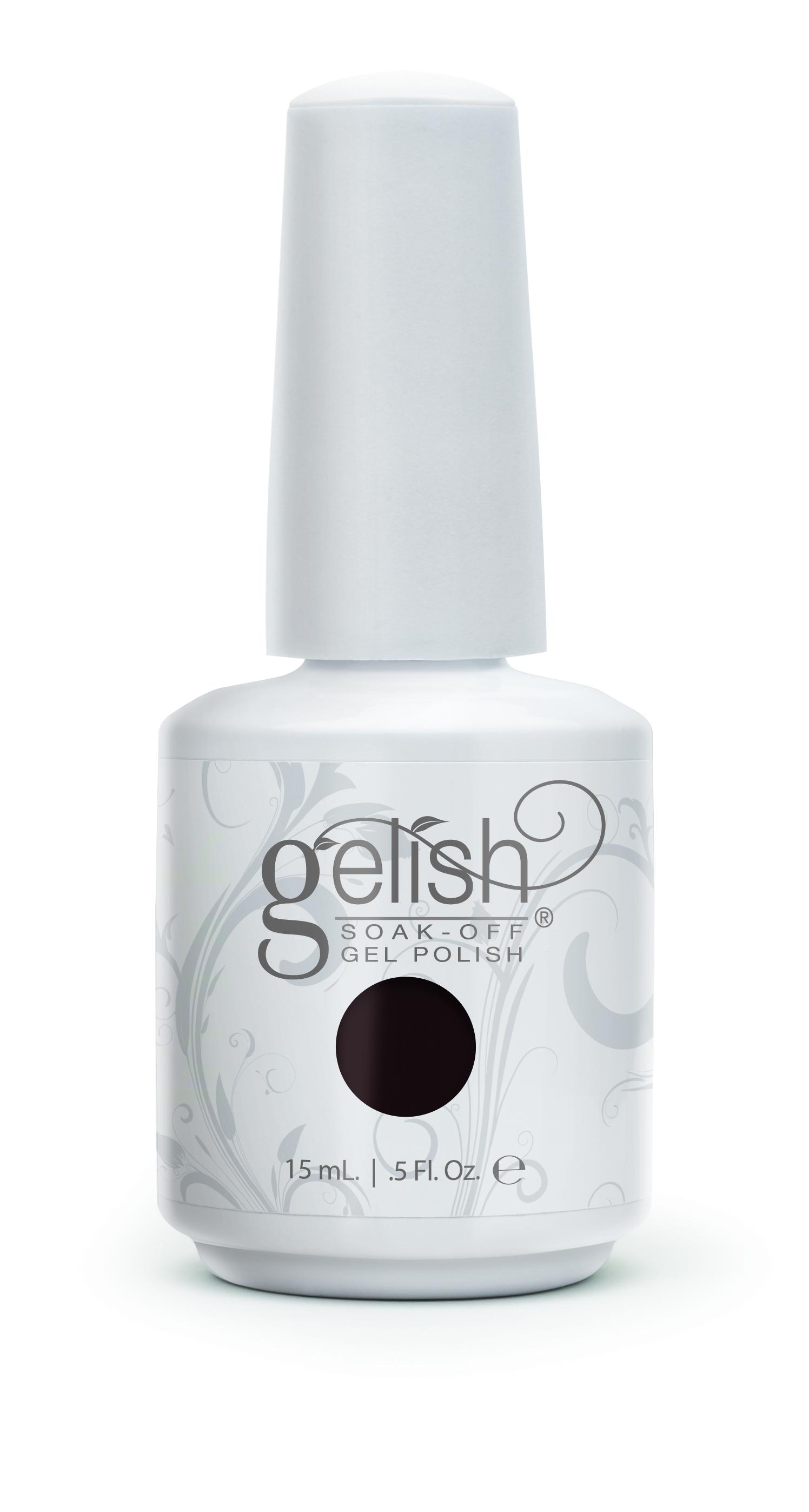 GELISH Гель-лак Pumps Or Cowboy Boots? / GELISH 15млГель-лаки<br>Гель-лак Gelish наносится на ноготь как лак, с помощью кисточки под колпачком. Процедура нанесения схожа с&amp;nbsp;нанесением обычного цветного покрытия. Все гель-лаки Harmony Gelish выполняют функцию еще и укрепляющего геля, делая ногти более прочными и длинными. Ногти клиента находятся под защитой гель-лака, они не ломаются и не расслаиваются. Гель-лаки Gelish после сушки в LED или УФ лампах держатся на натуральных ногтях рук до 3 недель, а на ногтях ног до 5 недель. Способ применения: Подготовительный этап. Для начала нужно сделать маникюр. В зависимости от ваших предпочтений это может быть европейский, классический обрезной, СПА или аппаратный маникюр. Главное, сдвинуть кутикулу с ногтевого ложа и удалить ороговевшие участки кожи вокруг ногтей. Особенностью этой системы является то, что перед нанесением базового слоя необходимо обработать ноготь шлифовочным бафом Harmony Buffer 100/180 грит, для того, чтобы снять глянец. Это поможет улучшить сцепку покрытия с ногтем. Пыль, которая осталась после опила, излишки жира и влаги удаляются с помощью обезжиривателя Бондер / GELISH pH Bond 15&amp;nbsp;мл или любого другого дегитратора. Нанесение искусственного покрытия Harmony.&amp;nbsp; После того, как подготовительные процедуры завершены, можно приступать непосредственно к нанесению искусственного покрытия Harmony Gelish. Как и все гелевые лаки, продукцию этого бренда необходимо полимеризовать в лампе. Гель-лаки Gelish сохнут (полимеризуются) под LED или УФ лампой. Время полимеризации: В LED лампе 18G/6G = 30 секунд В LED лампе Gelish Mini Pro = 45 секунд В УФ лампах 36 Вт = 120 секунд В УФ лампе Harmony Mini Portable UV Light = 180 секунд ПРИМЕЧАНИЕ: подвергать полимеризации необходимо каждый слой гель-лакового покрытия! 1)Первым наносится тонкий слой базового покрытия Gelish Foundation Soak Off Base Gel 15 мл. 2)Следующий шаг   нанесение цветного гель-лака Harmony Gelish.&amp;nbsp; 3)Заключительный эта