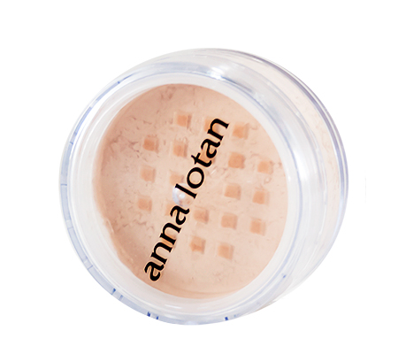 "ANNA LOTAN Пудра ""Камуфляжная"" SPF17  0 / Concealing Powder Foundation Pale MAKEUP 14гр"