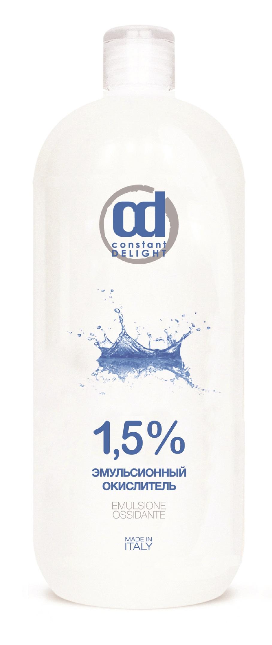 CONSTANT DELIGHT Окислитель эмульсионный 1,5% / Oxigent, 1000 мл
