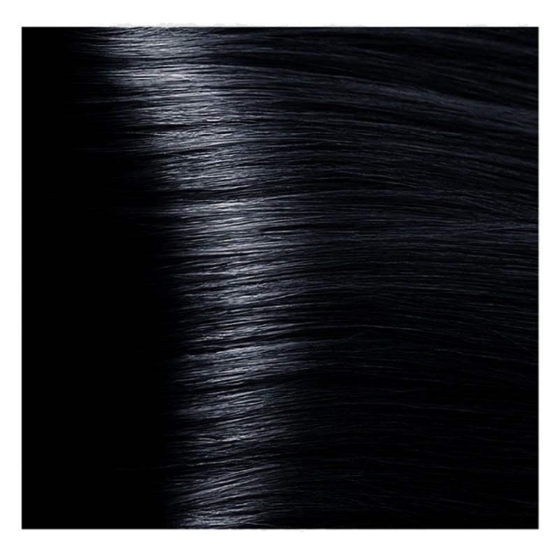 KAPOUS 1.1 крем-краска для волос / Hyaluronic acid 100 мл