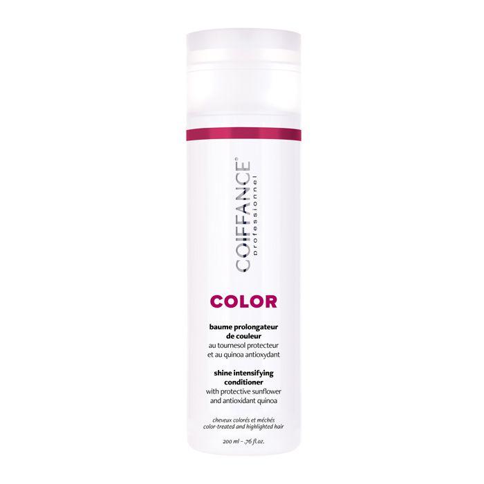 Купить COIFFANCE PROFESSIONNEL Кондиционер для придания блеска окрашенным волосам / SHINE INTENSIFYING CONDITIONER 200 мл