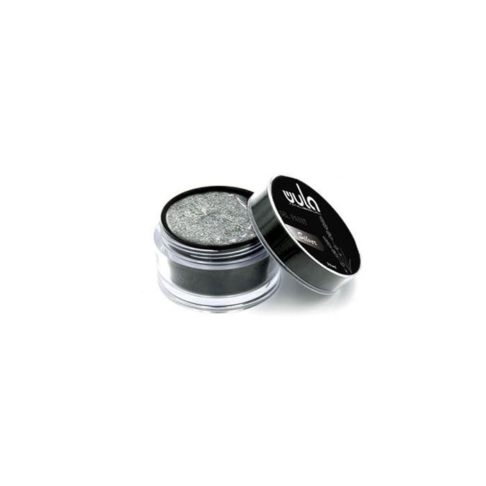 Купить WULA NAILSOUL Гель-краска для ногтей / Wula nailsoul, Silver 15 мл