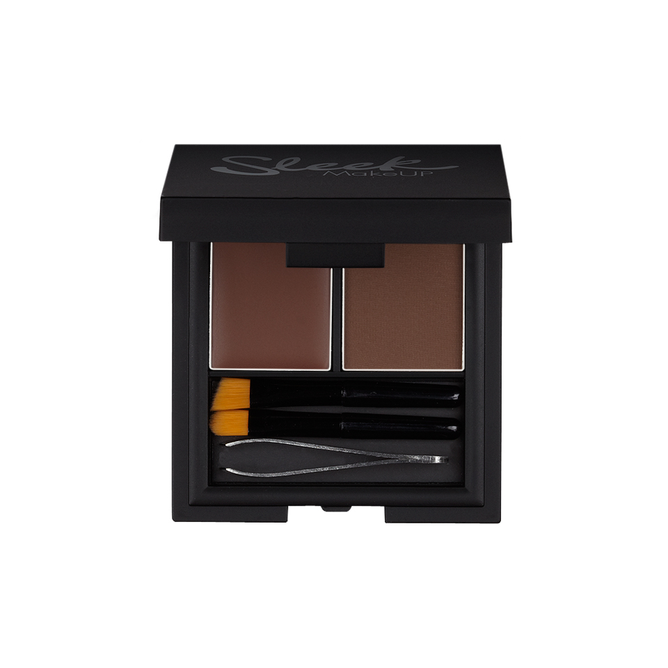 SLEEK MakeUP Набор для бровей Dark / BROW KIT