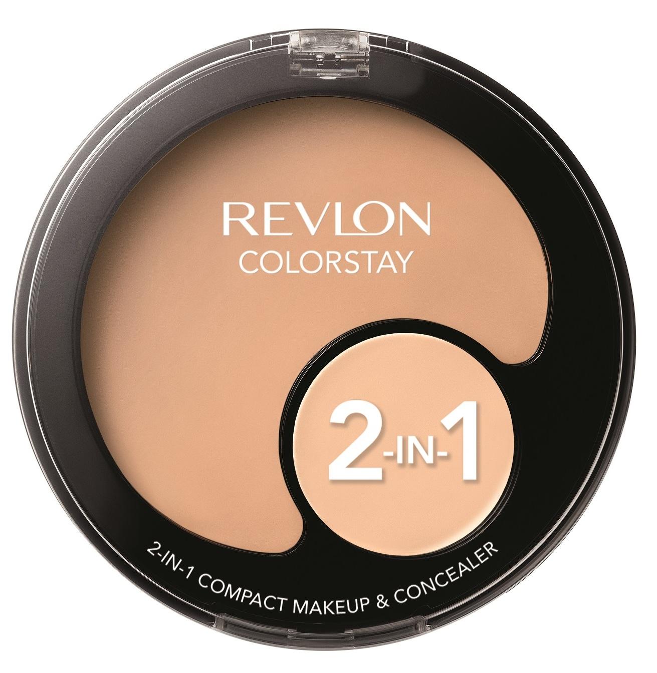 REVLON Основа тональная + консилер 2 в 1 110 / Colorstay