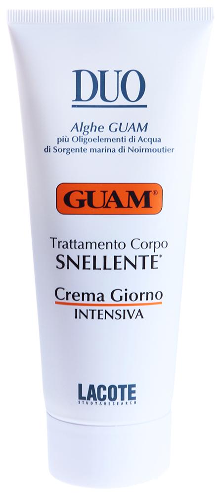 GUAM Крем интенсивный против жировых отложений дневной / DUO 200мл