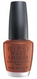 OPI Лак для ногтей Brisbane Bronze / AUSTRALIA 15млЛаки<br>Brisbane Bronze - Бронза Брисбена Лаки для ногтей прекрасно держатся, имеют блеск бриллианта. Лак OPI быстросохнущий, содержит натуральный шелк, перламутр и аминокислоты. Увлажняет и ухаживает за ногтями. Форма флакона, колпачка и кисти специально разработаны для удобного использования и запатентованы. &amp;nbsp; Способ применения: Нанесите 1-2 слоя на ногти после нанесения базового покрытия. Для придания прочности и создания блеска затем рекомендуется использовать верхнее покрытие.<br><br>Цвет: Коричневые<br>Объем: 15<br>Виды лака: С блестками