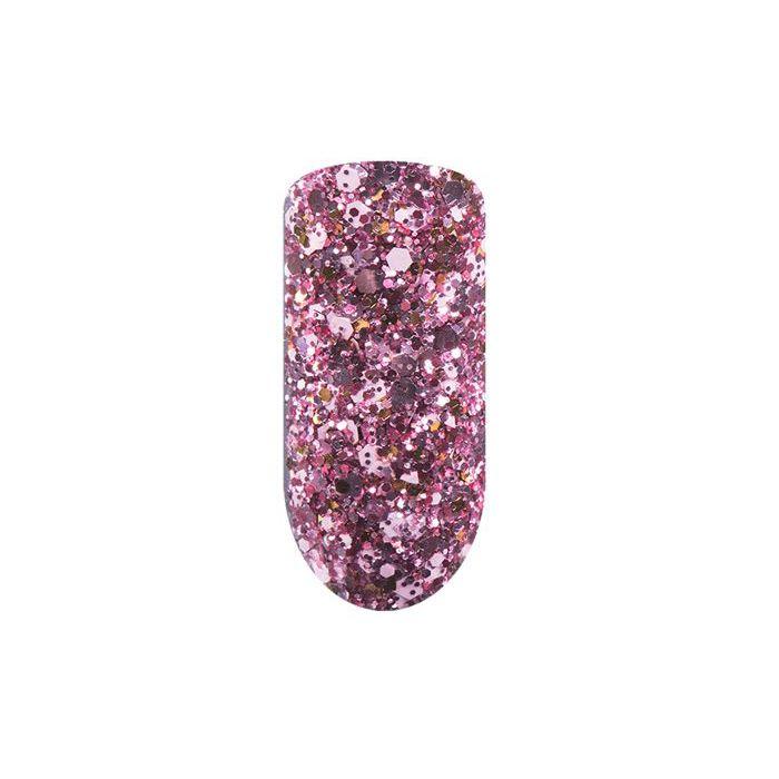 Купить IRISK PROFESSIONAL 63 гель-лак для ногтей / IRISK Glossy Platinum, 5 мл, Розовые