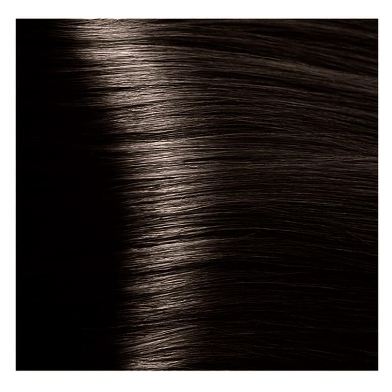 KAPOUS 4.0 крем-краска для волос / Hyaluronic acid 100мл