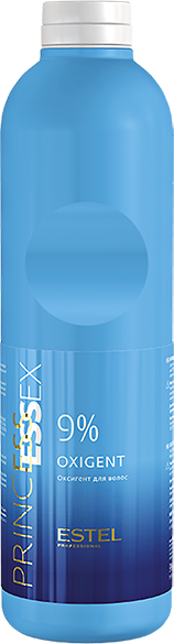 ESTEL PROFESSIONAL Оксигент 9% / Essex Princess 1000млОкислители<br>Позволяет достичь наилучших результатов с крем-красками PRINCESS ESSEX и обесцвечивающей пудрой PRINCESS ESSEX. Способ применения: только для профессионального применения.<br><br>Объем: 1000 мл<br>Содержание кислоты: 9%<br>Класс косметики: Профессиональная