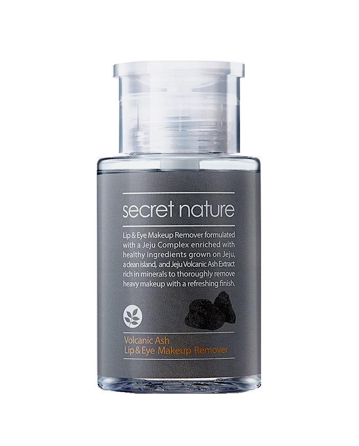 SECRET NATURE Средство-жидкость для снятия макияжа глаз и губ 150 мл