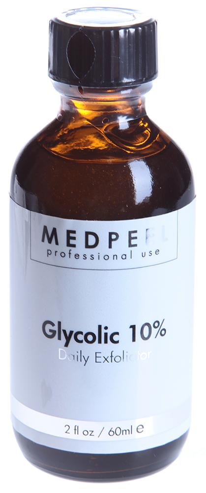 MEDPEEL Экcфолиант с гликолевой кислотой 10% / Daily Exfoliator Glycolic 10% 60мл
