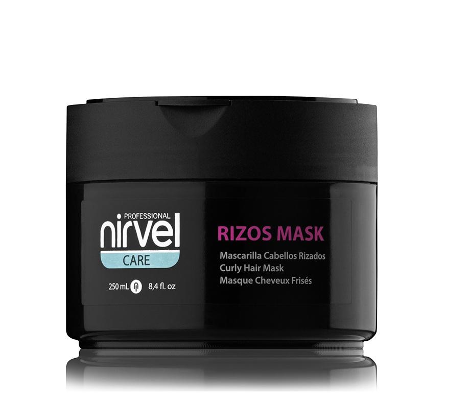 NIRVEL PROFESSIONAL Маска для вьющихся волос / RIZOS MASK 250 мл фото