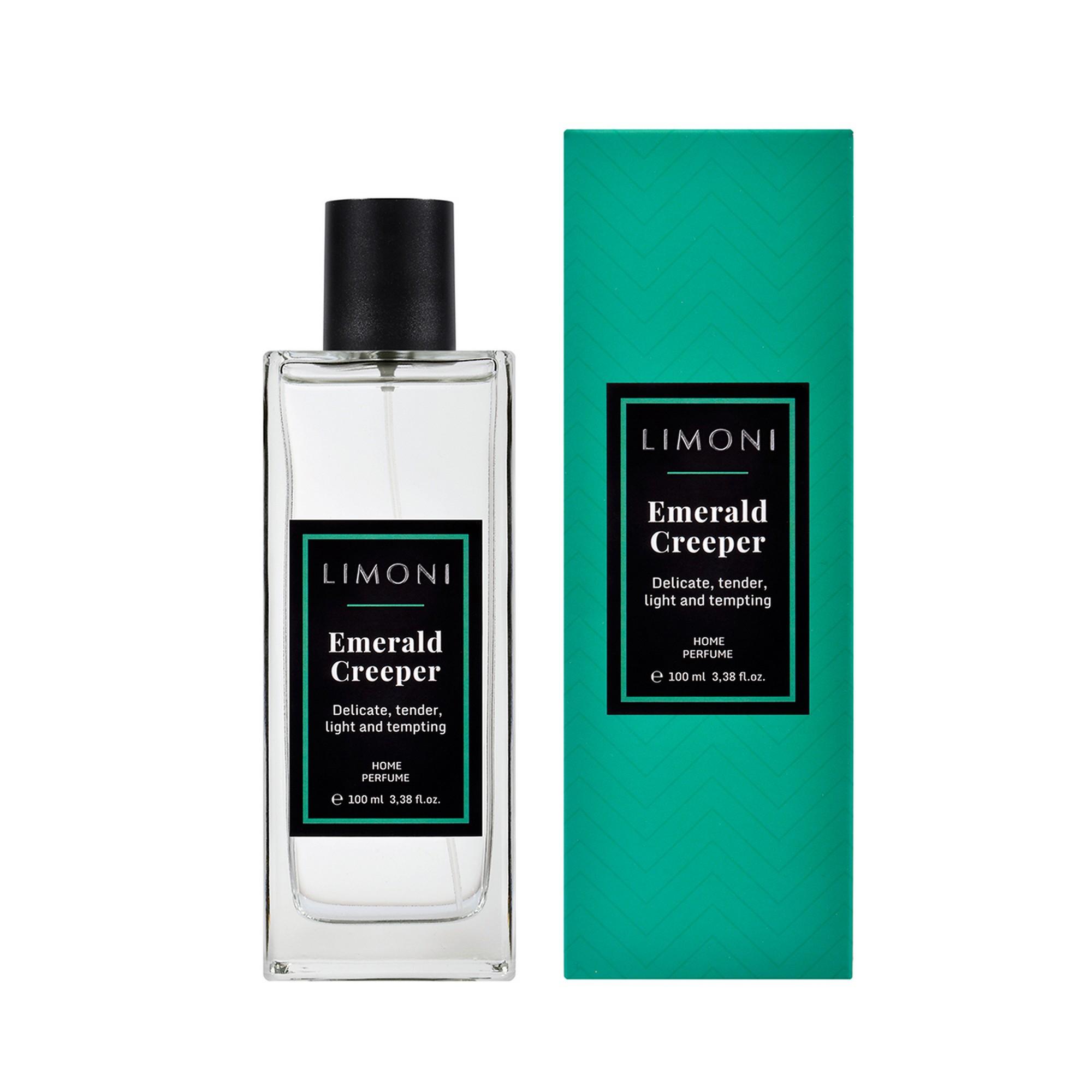 LIMONI Вода парфюмерная Изумрудная Лиана / LIMONI Emerald Creeper, 100 мл от Галерея Косметики