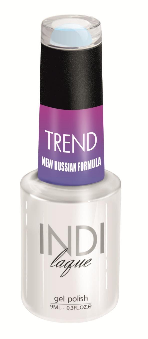 Купить RuNail 5088 гель-лак для ногтей / INDI laque Trend 9 мл, Синие