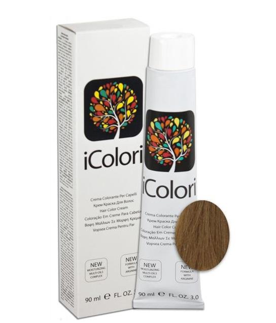 KAYPRO 7.33 краска для волос, интенсивный блондин золотистый / ICOLORI 90 мл