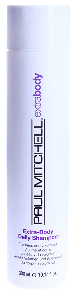 PAUL MITCHELL ������� ��� ������-����� / Extra-Body Daily Shampoo 300��