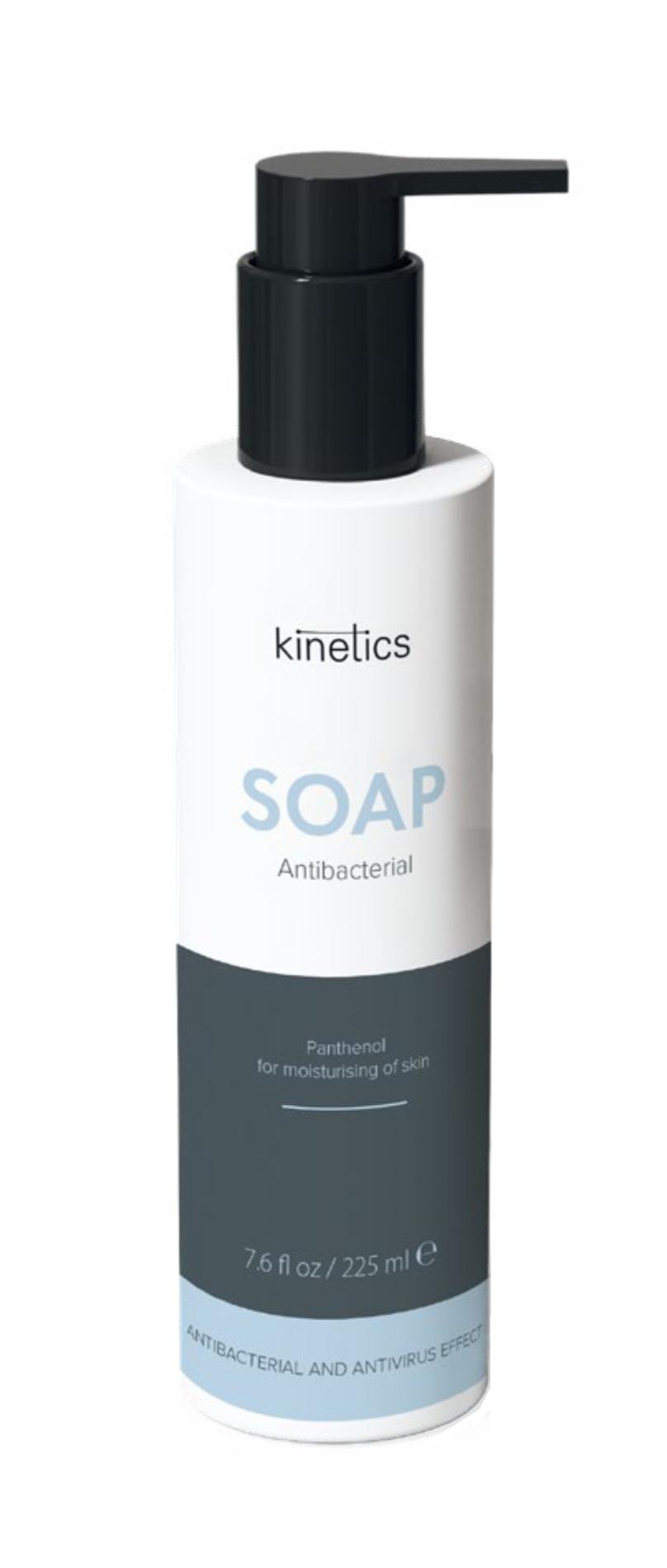 KINETICS Мыло жидкое антибактериальное / Antibacterial Soap, 225 мл