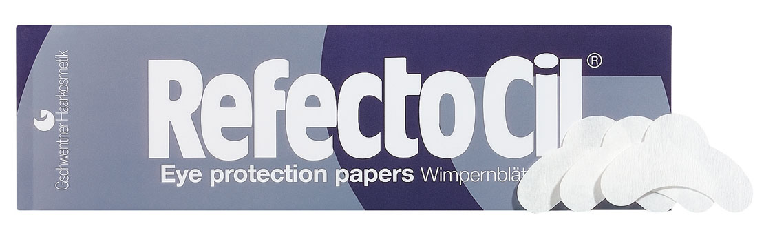 REFECTOCIL Салфетки под ресницы / Eye Protection Papers 96 шт - Салфетки