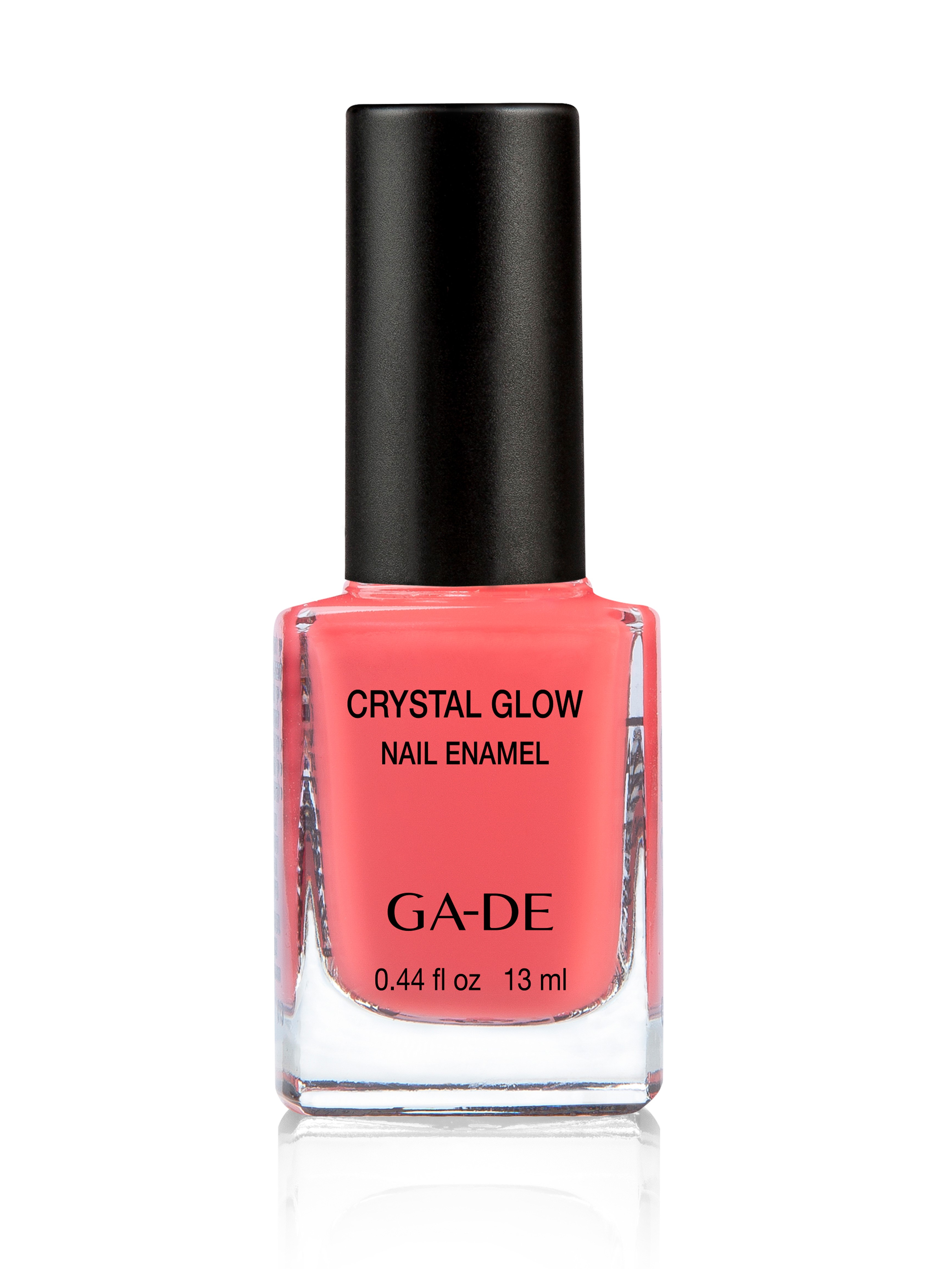 GA-DE Лак для ногтей №476 / CRYSTAL GLOW 13мл