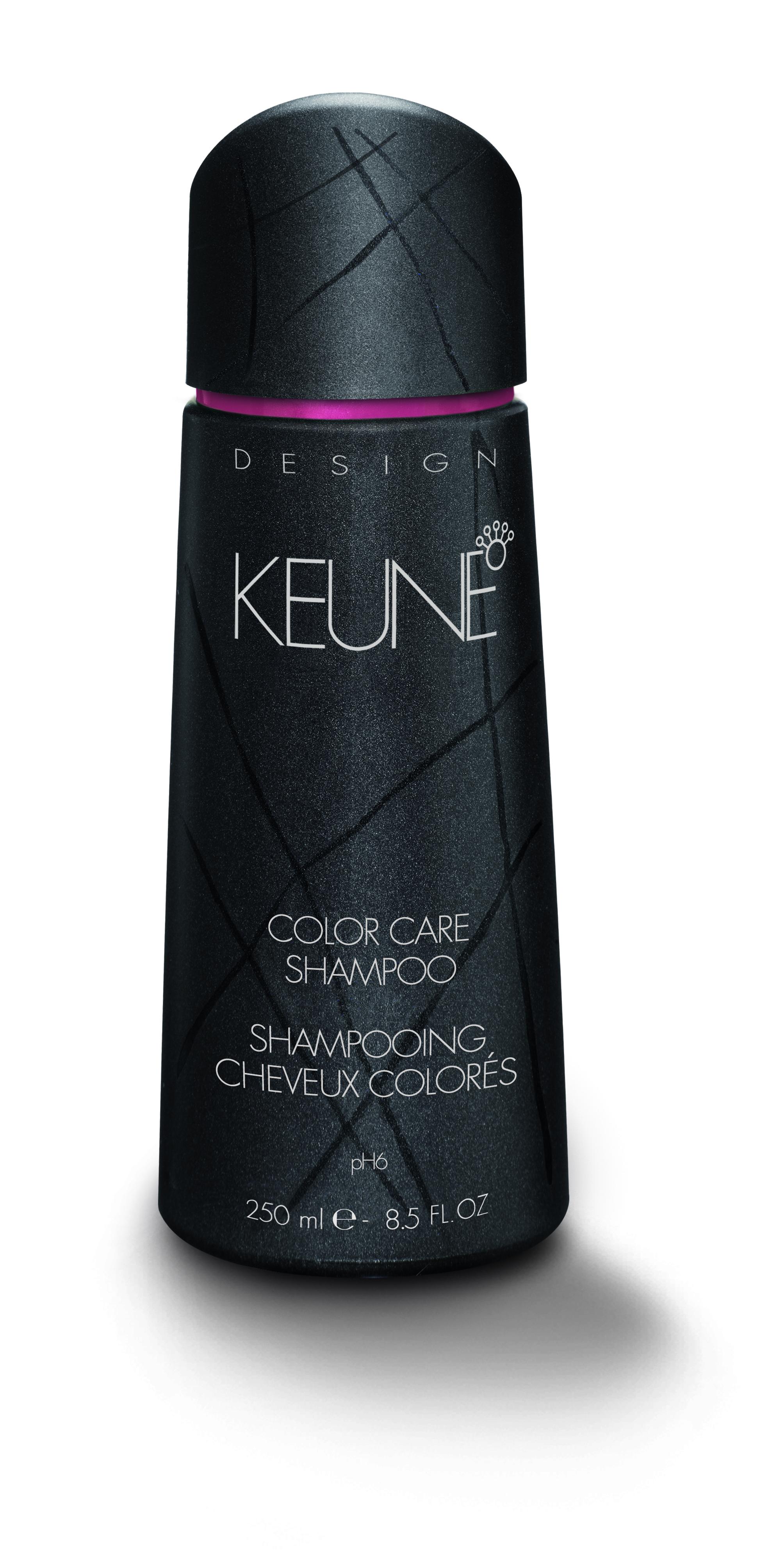 KEUNE Шампунь Стойкий цвет / COLOR CARE SHAMPOO 250млШампуни<br>Рекомендован для поддержания стойкого результата окрашивания и прекрасного блеска. Сохранит глубину цвета в домашних условиях. Активный состав: Соламер, экстракт семян подсолнечника, протеины морского шелка. Применение: Нанесите небольшое количество шампуня на волосы. После нанесения оставьте его на волосах на 2-3 минуты, после чего вспеньте. Смойте теплой водой.<br><br>Объем: 250<br>Вид средства для волос: Стойкая<br>Типы волос: Окрашенные