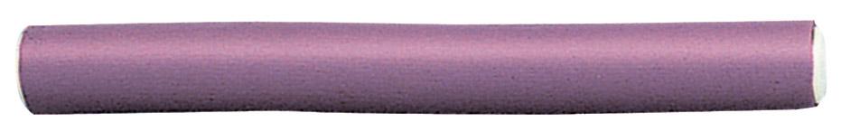 SIBEL Бигуди-папиллоты фиолетовые 18 см20 мм (41174).