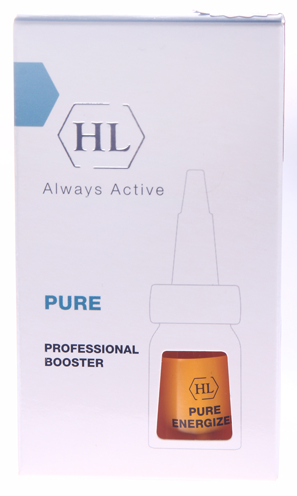 HOLY LAND ���������� / Professional Boosters Energizer PURE 8��