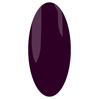 Купить IRISK PROFESSIONAL 204 гель-лак для ногтей / Elite Line 10 мл, Фиолетовые
