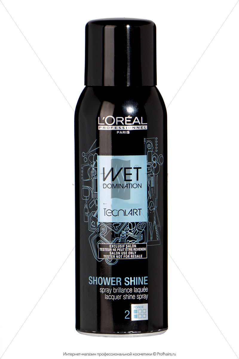 LOREAL PROFESSIONNEL �����-��� ��� �������� ������� �������� ����� / WET DOMINATION 160��