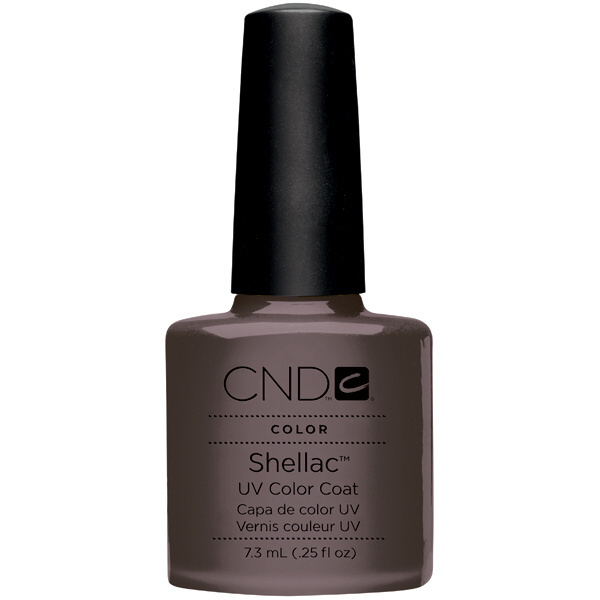 CND 034 покрытие гелевое Rubble / SHELLAC 7,3мл