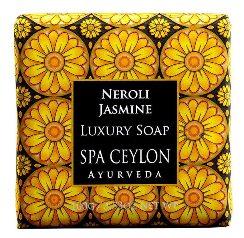 Купить SPA CEYLON Мыло роскошное Нероли и жасмин 100 г