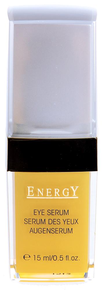 ETRE BELLE Сыворотка энергетическая для глаз / Energy Eye Serum 15млСыворотки<br>Насыщающая витаминами, увлажняющая энергетическая сыворотка для глаз с витамином С обладает легкой текстурой, хорошо впитывается, стимулирует регенерацию клеток кожи вокруг глаз, прекрасно увлажняет, разглаживает деликатную кожу вокруг глаз. SPF 6 Показание: Для всех типов кожи Активные вещества: Фосфолипиды, гиалуроновая кислота, фермент бифидобактерий, гаммамелис, экстракт лимона, витамин С, витамин А, витамин Е Способ применения: Энергетическую сыворотку рекомендуется наносить утром и вечером на предварительно очищенную кожу.<br>