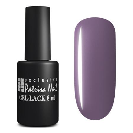 Купить PATRISA NAIL 180 гель-лак для ногтей, глубокие темные оттенки / Axios Gel 8 мл, Фиолетовые