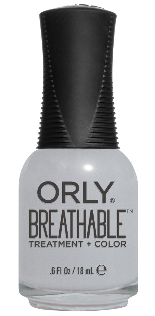 ORLY Уход профессиональный дышащий (цвет) за ногтями 906 POWER PACKED / Breathable 18 мл