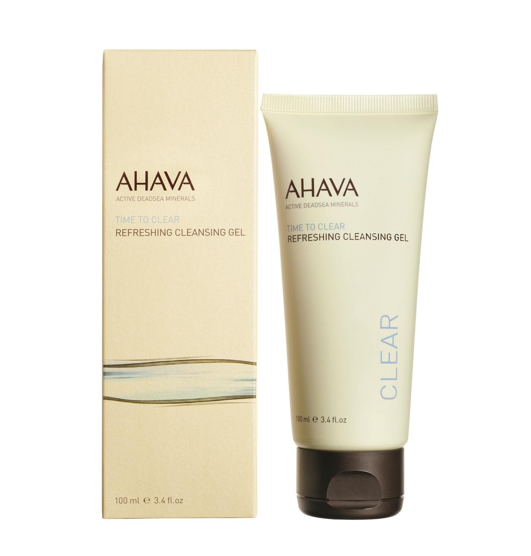 AHAVA Гель освежающий для очищения кожи / Time To Clear 100 мл