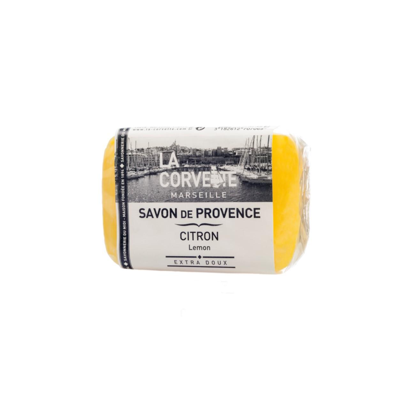 LA CORVETTE Мыло туалетное прованское Лимон 100 г - Мыла