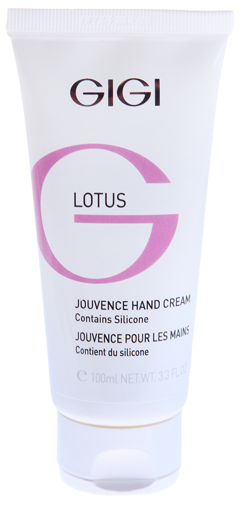 GIGI ����-������� ��� ��� / Jouvence Hand Cream LOTUS BEAUTY 100��
