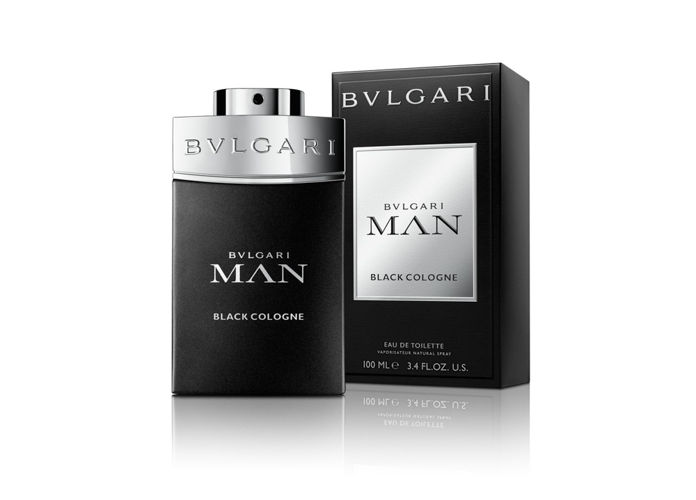 Купить BVLGARI Вода туалетная мужская Bvlgari Man Black Cologne 100 мл