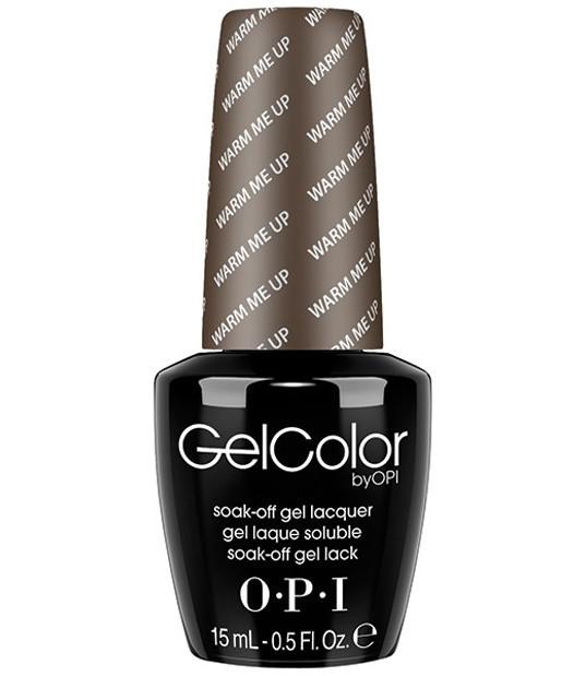 OPI Гель-лак для ногтей Mariah Carey-Warm Me Up / GELCOLOR 15мл~ платье fleur de vie 24 2300 рост 116 св зеленый