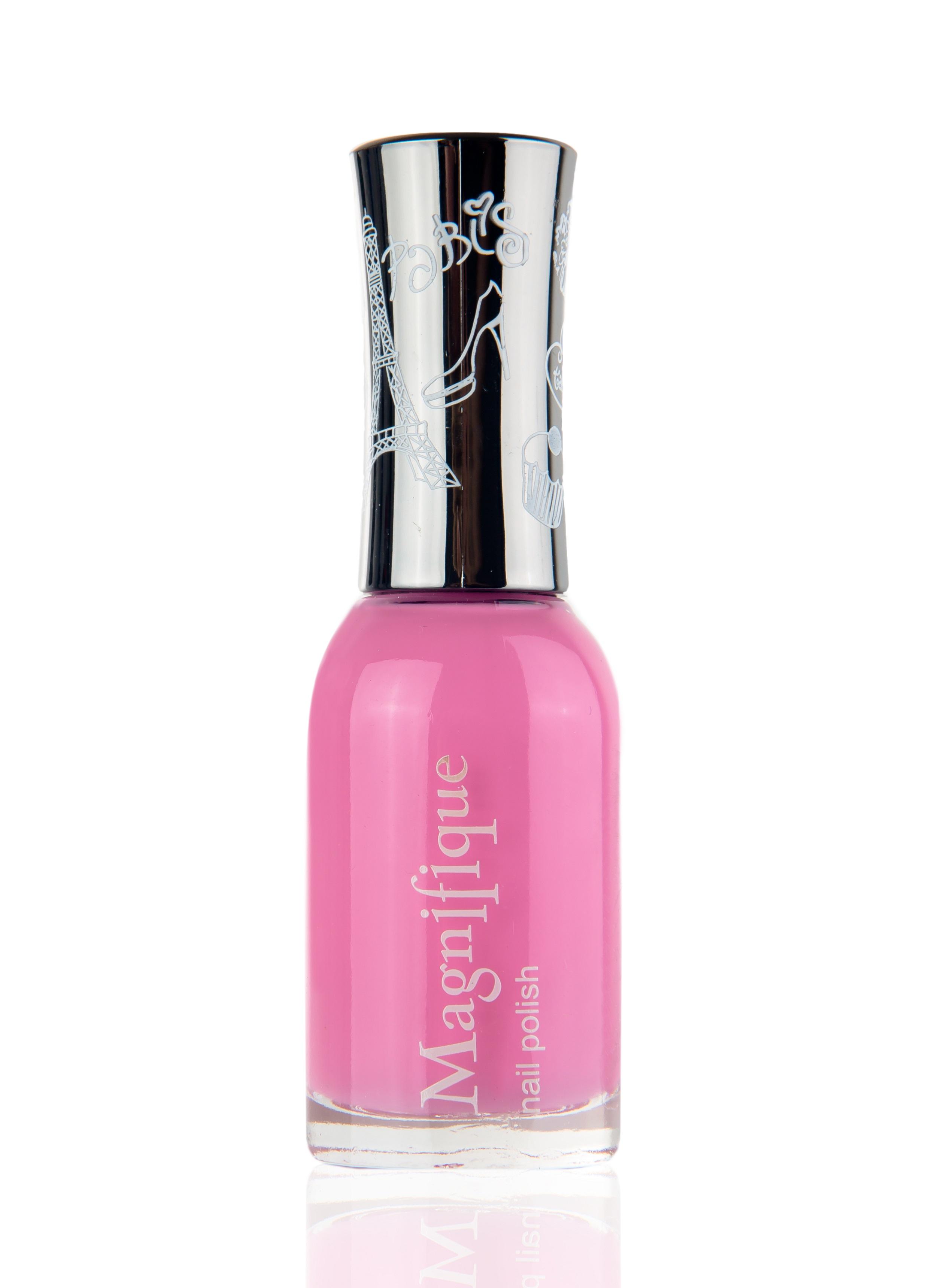 Купить AURELIA 112 лак для ногтей / Magnifique GEL effect 13 мл, Розовые