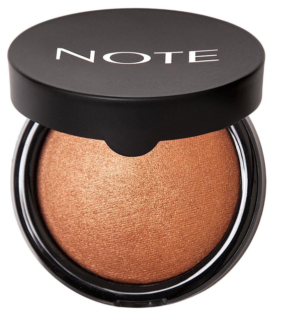 Купить NOTE Cosmetics Пудра терракотовая для лица 03 / TERRACOTTA POWDER 10 г